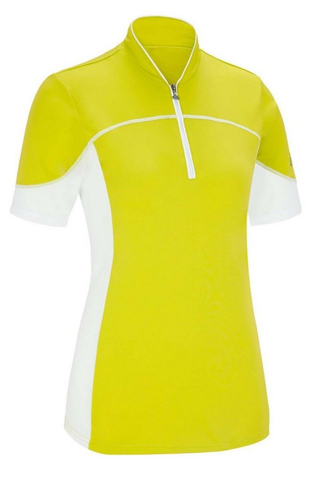 Gonso Radtrikot »Jave Bike Shirt Damen« in gelb
