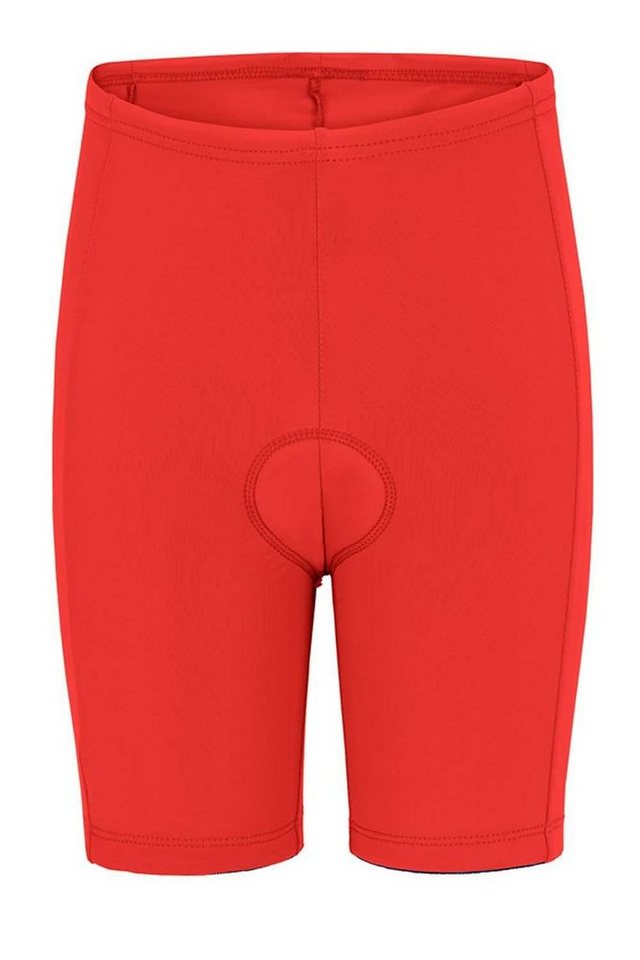 Gonso Hose »Napoli V2 Radhose kurz Kinder« in rot
