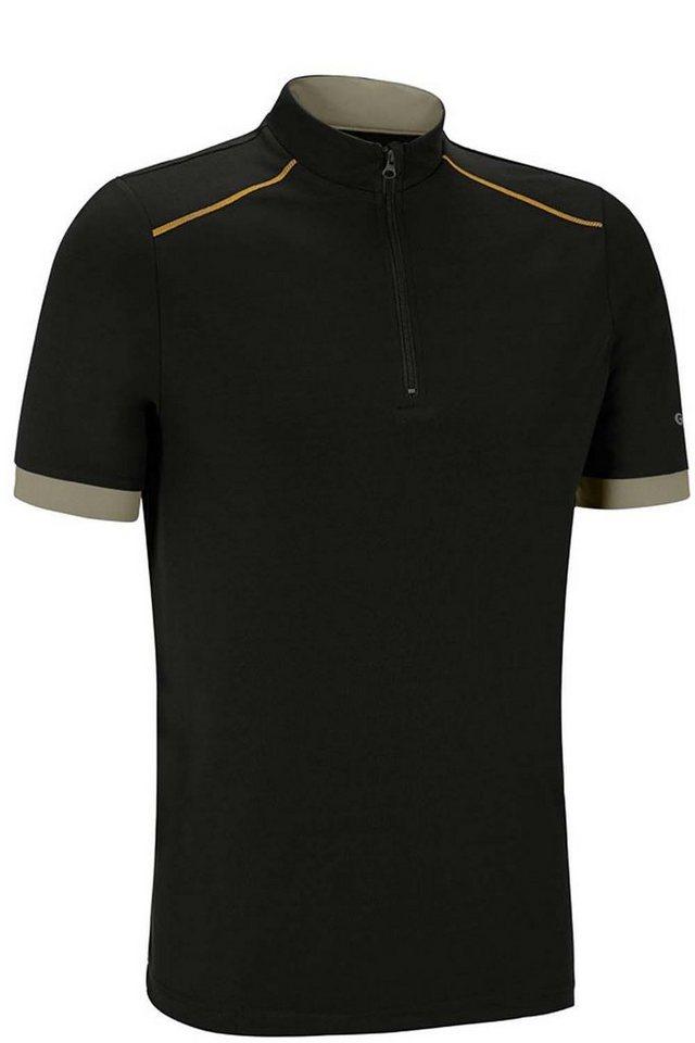 Gonso Radtrikot »Kerim V2 Bike Shirt Herren« in schwarz