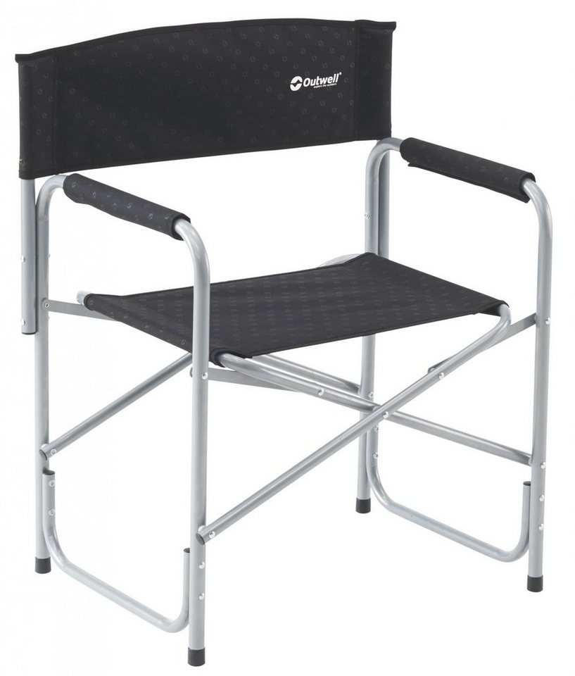 Outwell Camping-Stuhl »Toledo Folding Chair« in schwarz
