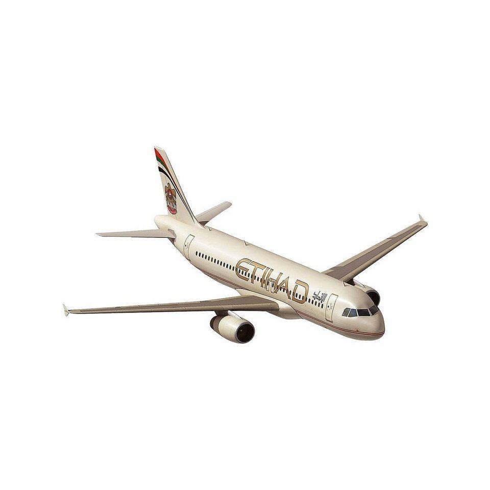 Revell Modellbausatz Airbus A320 Etihad im Maßstab 1:144