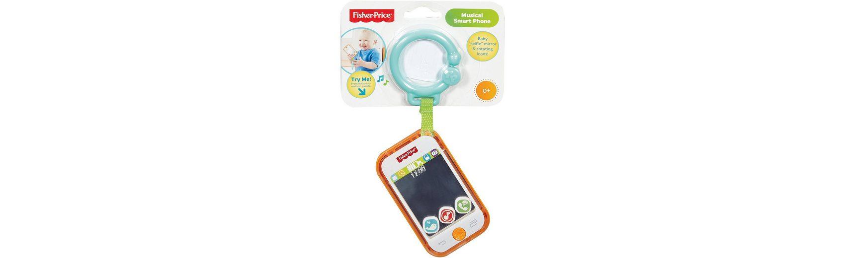 Mattel Fisher-Price - Musikspaß Smartphone