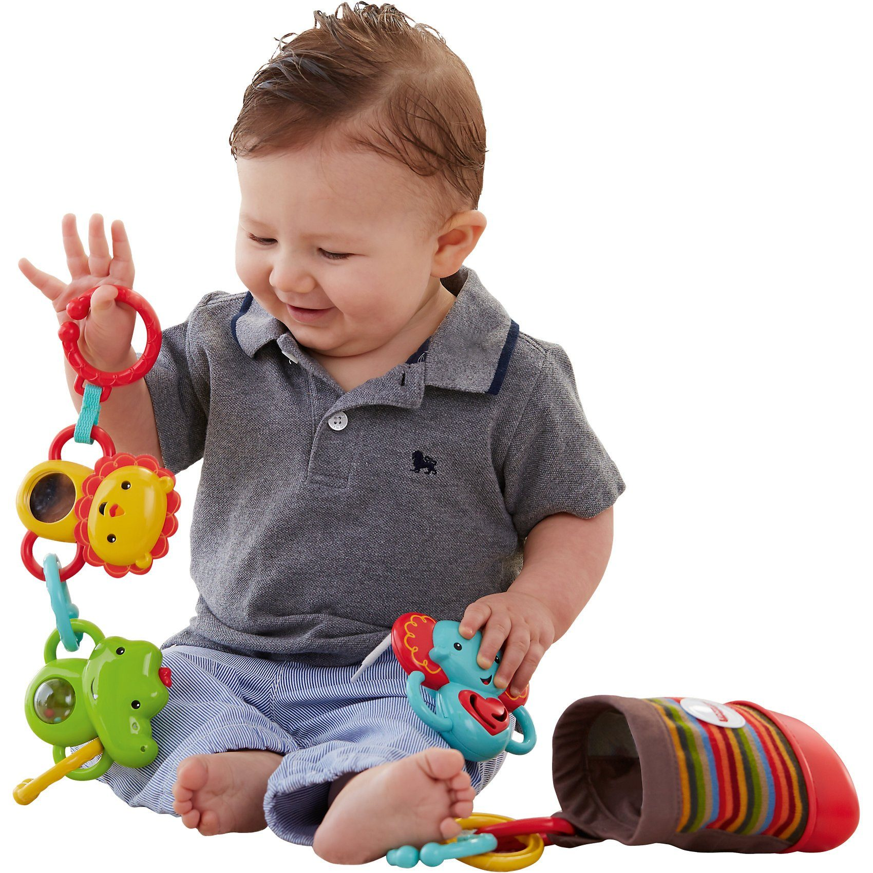 Mattel Fisher-Price - Tierfreunde Set