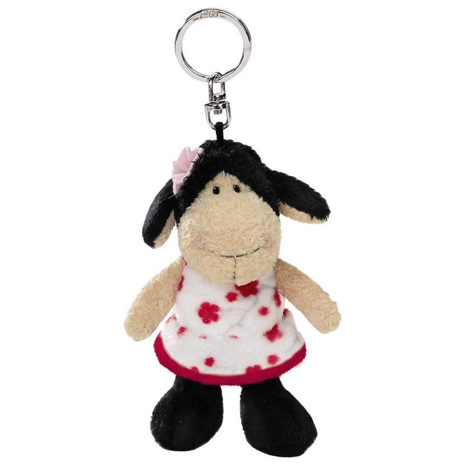 NICI Schaf Jolly Lynn Bean Bag Schlüsselanhänger (38823)