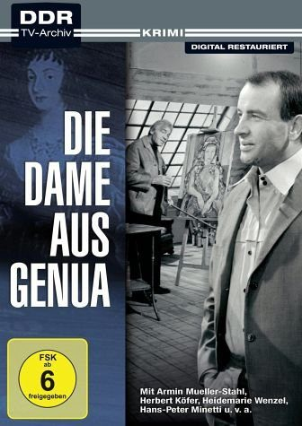 DVD »Die Dame aus Genua«