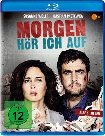 Blu-ray »Morgen hör ich auf - Alle 5 Folgen«