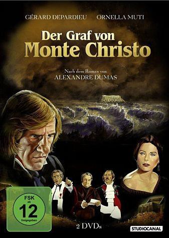 DVD »Der Graf von Monte Christo«