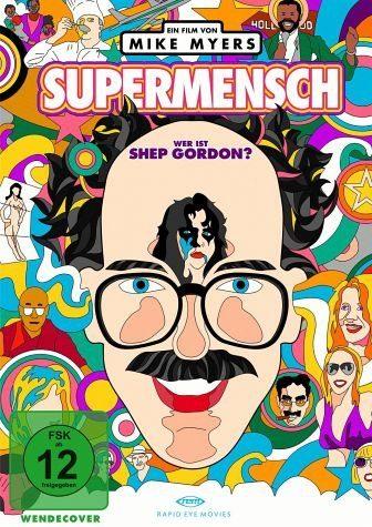 DVD »Supermensch - Wer ist Shep Gordon? (OmU)«