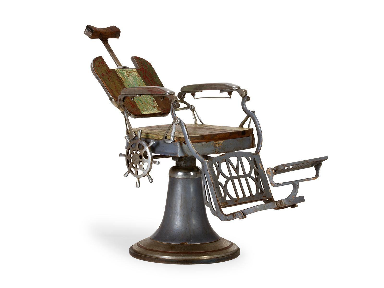 massivum Stuhl aus Metall »Unikate«