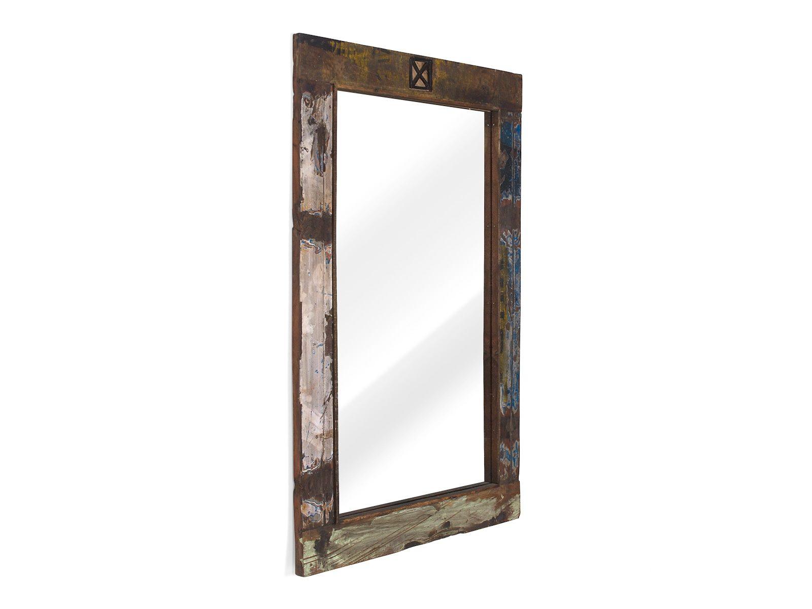 massivum Spiegel aus Hartholz massiv »Cruzar«