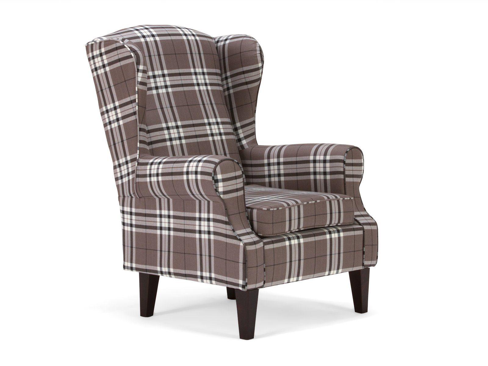 massivum Sessel aus Flachgewebe »Avalon«
