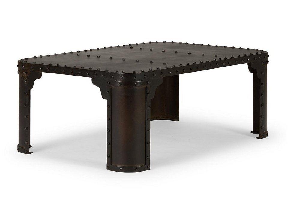 massivum couchtisch aus eisen franconia kaufen otto. Black Bedroom Furniture Sets. Home Design Ideas