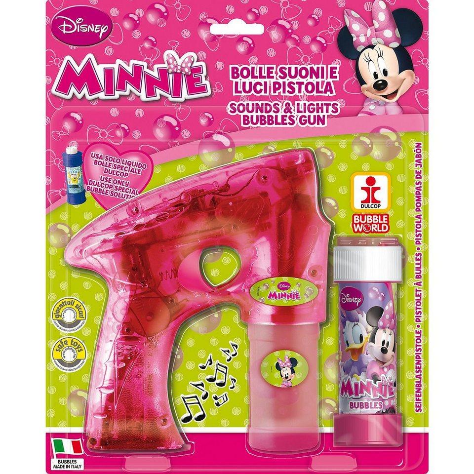 Dulcop Seifenblasen-Pistole Minnie Mouse kaufen