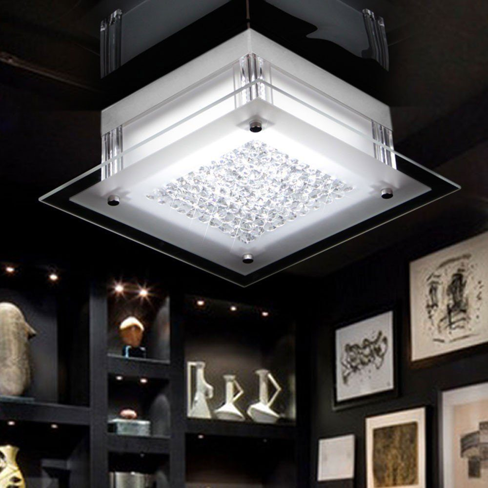 Licht-Trend Deckenleuchte »Leah LED-Deckenleuchte mit glitzernden«