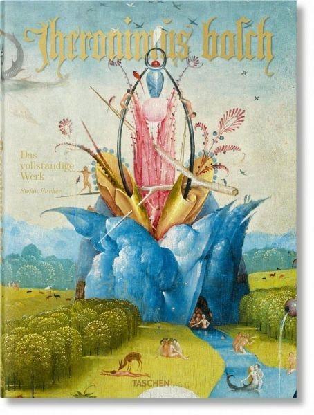 Gebundenes Buch »Hieronymus Bosch. Das vollständige Werk«