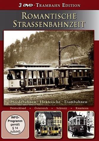 DVD »Romantische Strassenbahnzeit«