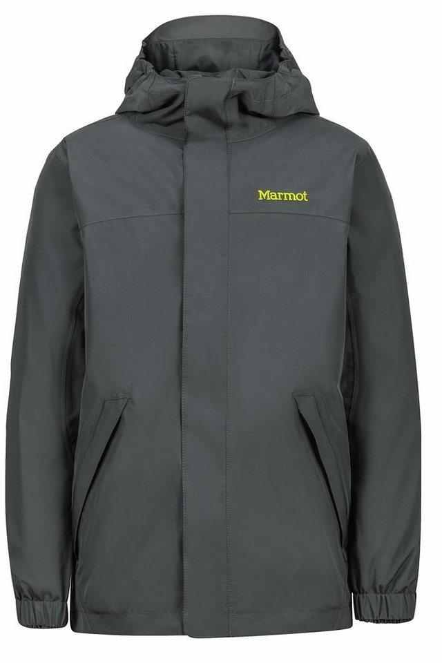 Marmot Outdoorjacke »Southridge Jacket Boy« in grau