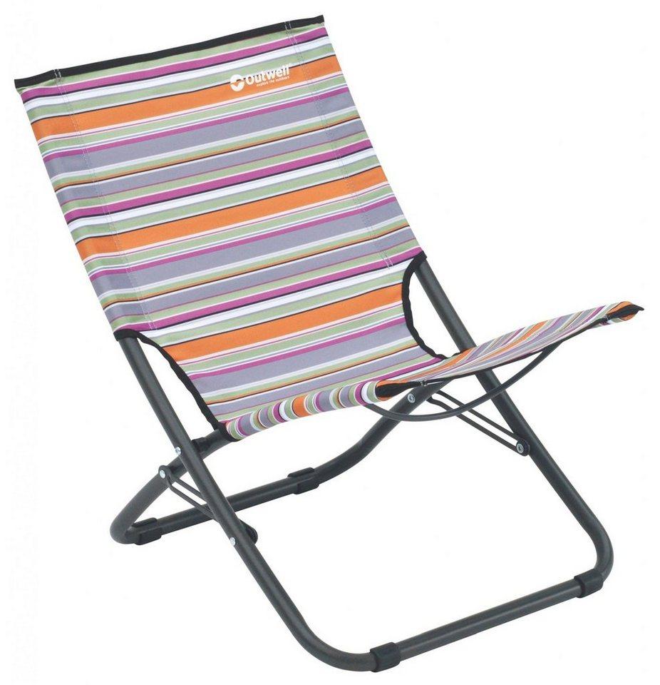 Outwell Camping-Stuhl »Rawson Summer Folding Chair« in orange