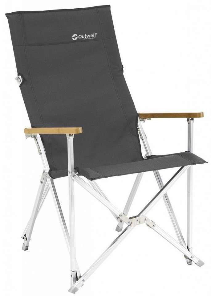 Outwell Camping-Stuhl »Duncan Folding Chair« in silber