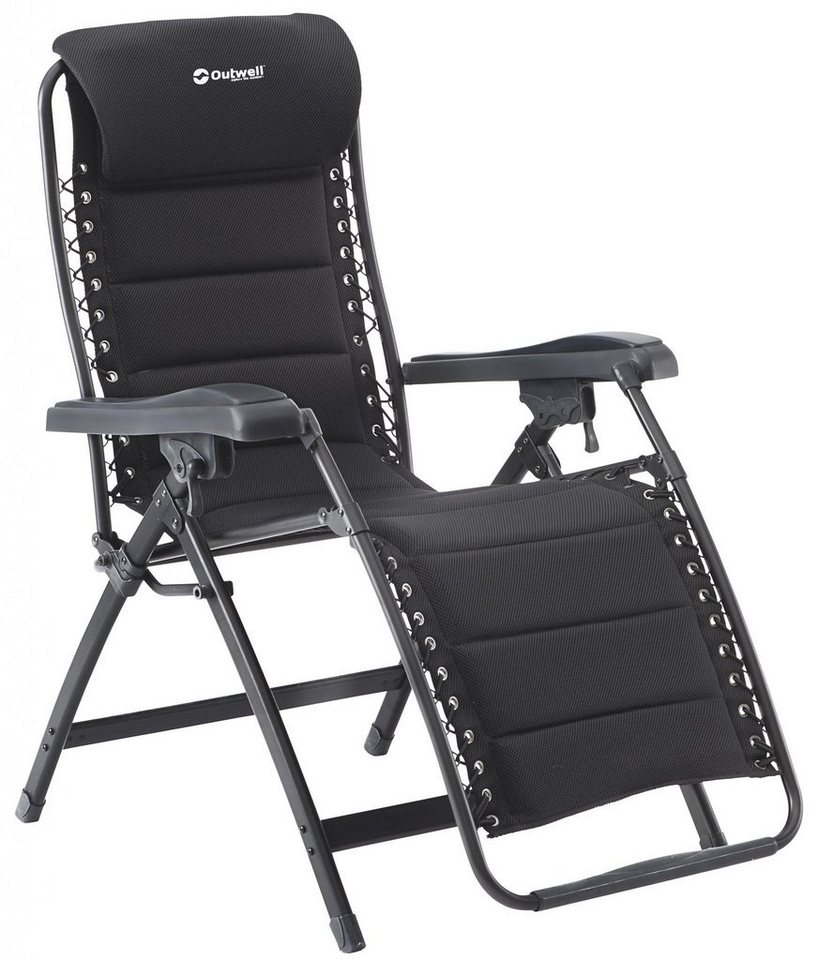 Outwell camping stuhl acadia folding chair otto - Liegestuhl camping ...
