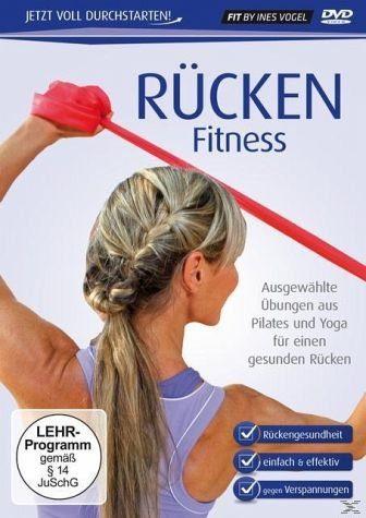 DVD »Rücken Fitness«