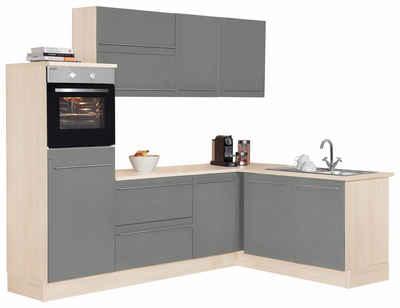Miniküche Mit Kühlschrank Roller : L küchen online kaufen » winkelküchen & eckküche otto