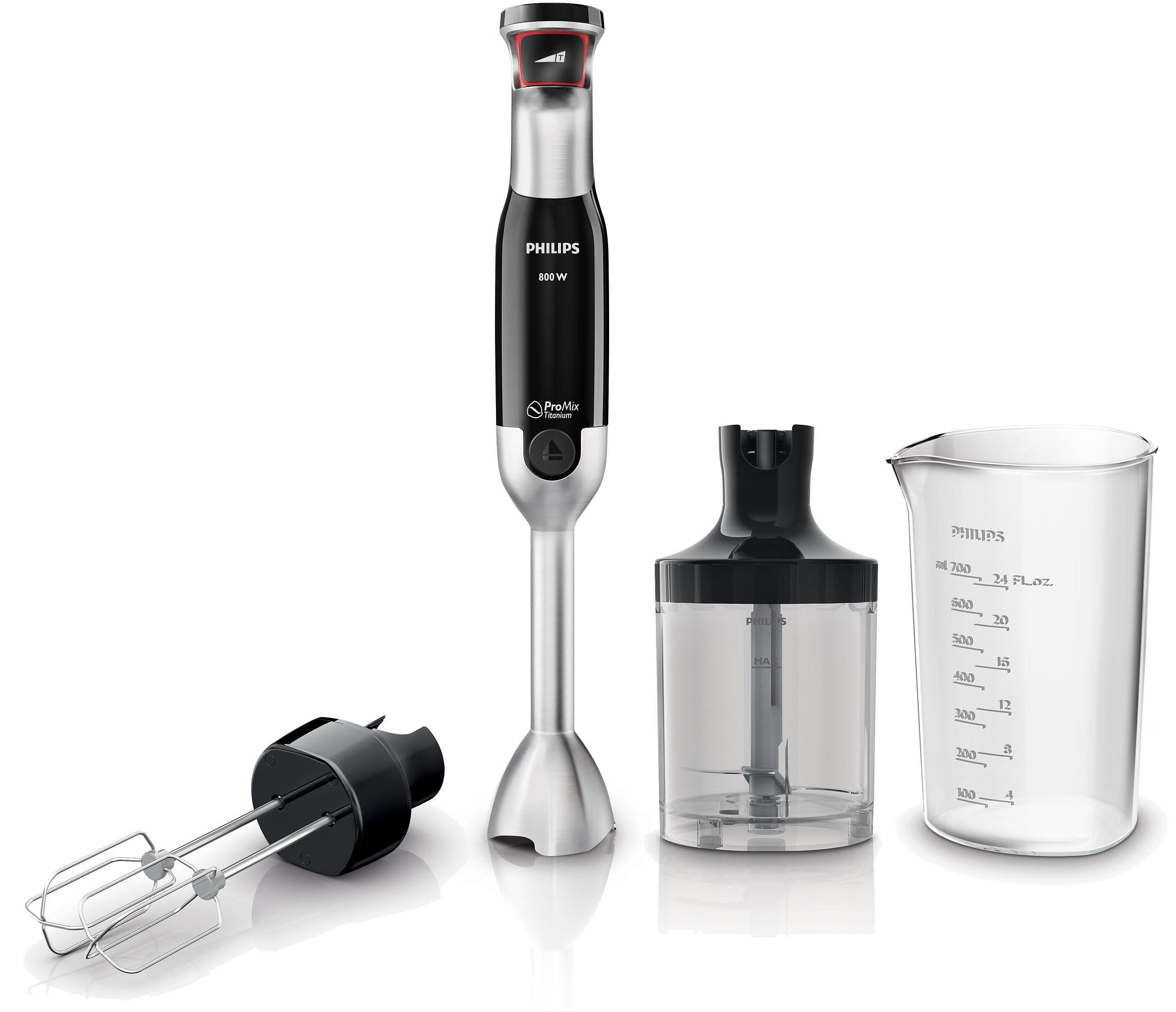 Philips Stab- und Handmixer HR1674/90 Avance Collection