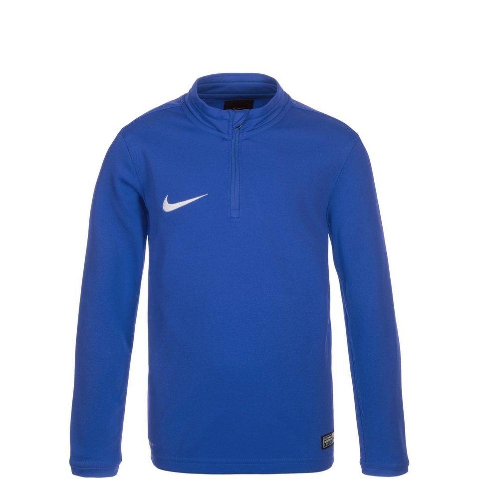 NIKE Academy 16 Midlayer Trainingsshirt Kinder in blau / weiß