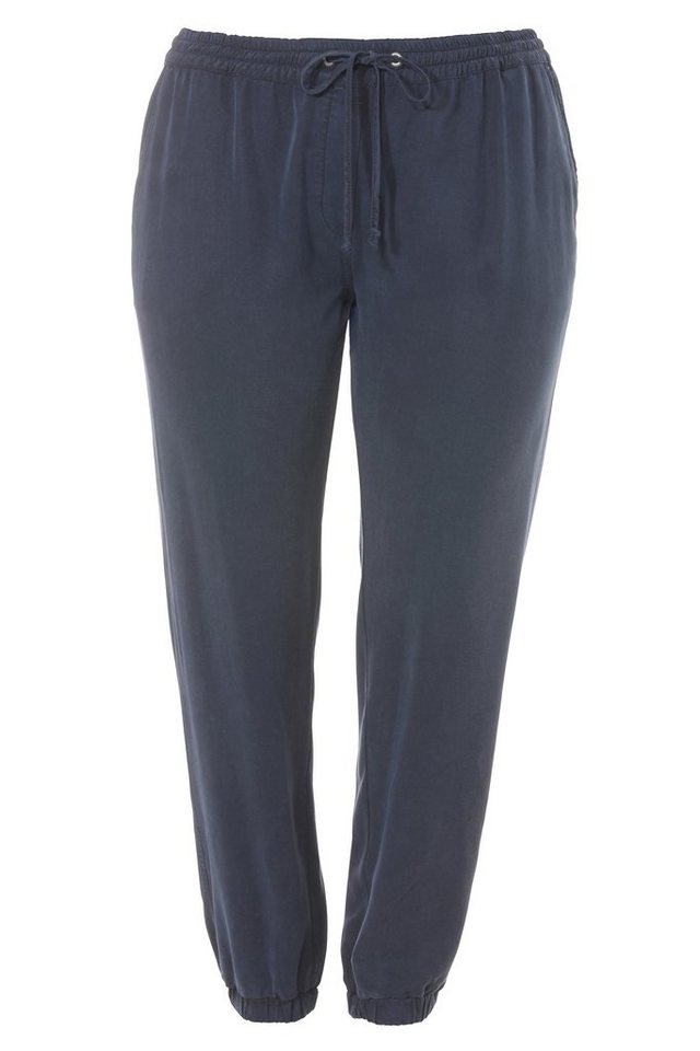 VIA APPIA DUE Hose »im Jogg-Pants-Style« in MARINE