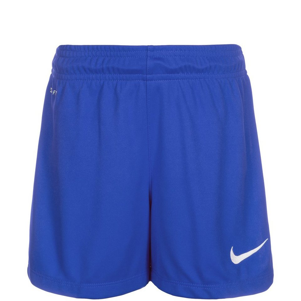 NIKE League Short Kinder in blau / weiß