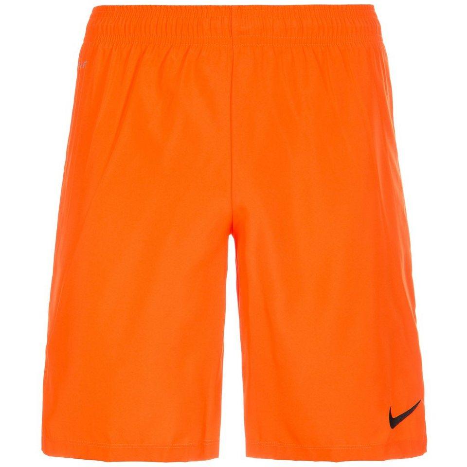 NIKE Laser III Short Herren in orange / schwarz