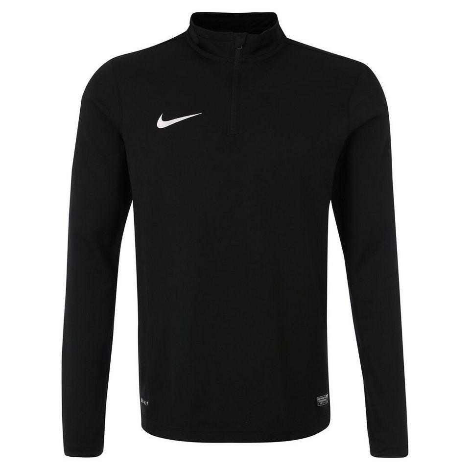 NIKE Academy 16 Midlayer Trainingsshirt Herren in schwarz / weiß