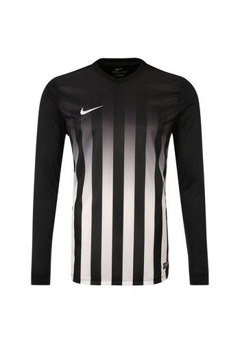 Herren Nike Striped Division II Fußballtrikot Herren schwarz | 00676556805071