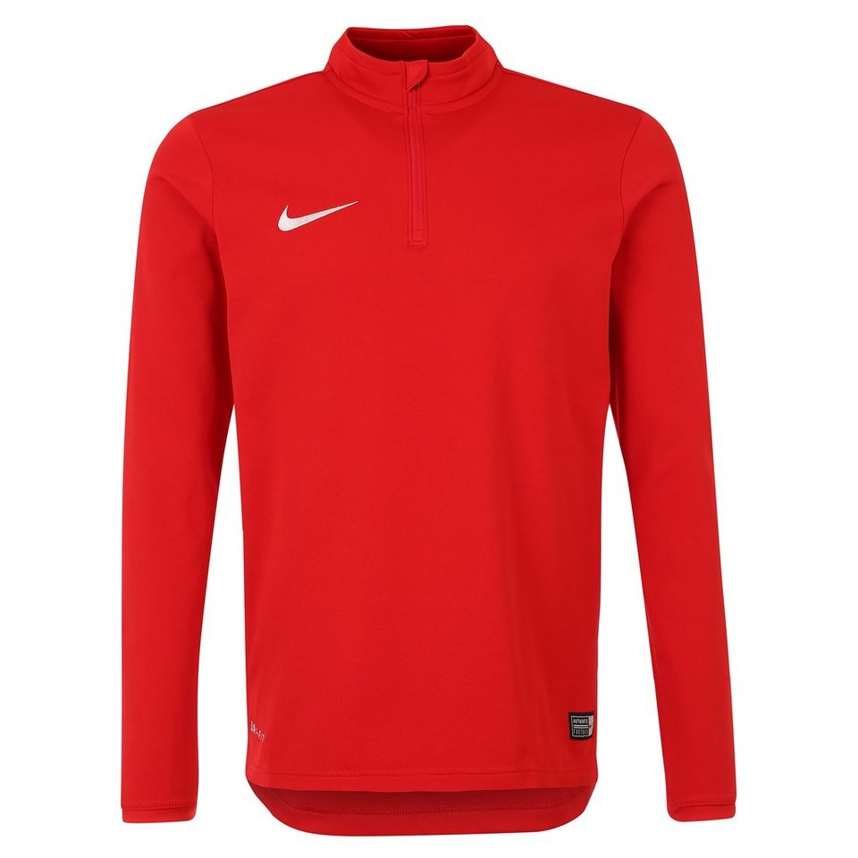 NIKE Academy 16 Midlayer Trainingsshirt Herren in rot / weiß