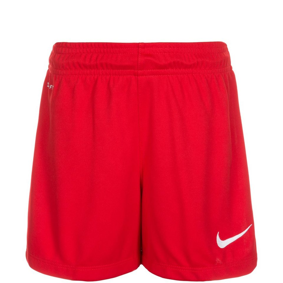 NIKE League Short Kinder in rot / weiß
