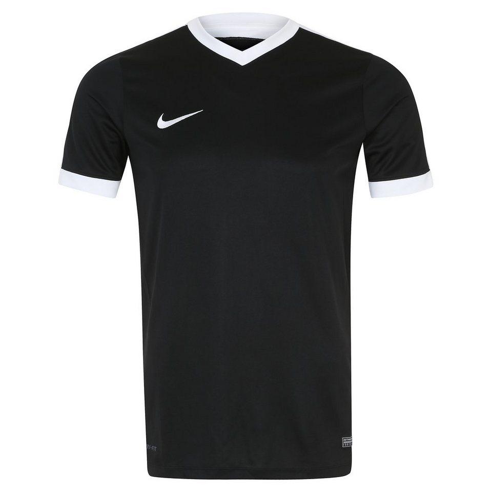 NIKE Striker IV Fußballtrikot Herren in schwarz / weiß