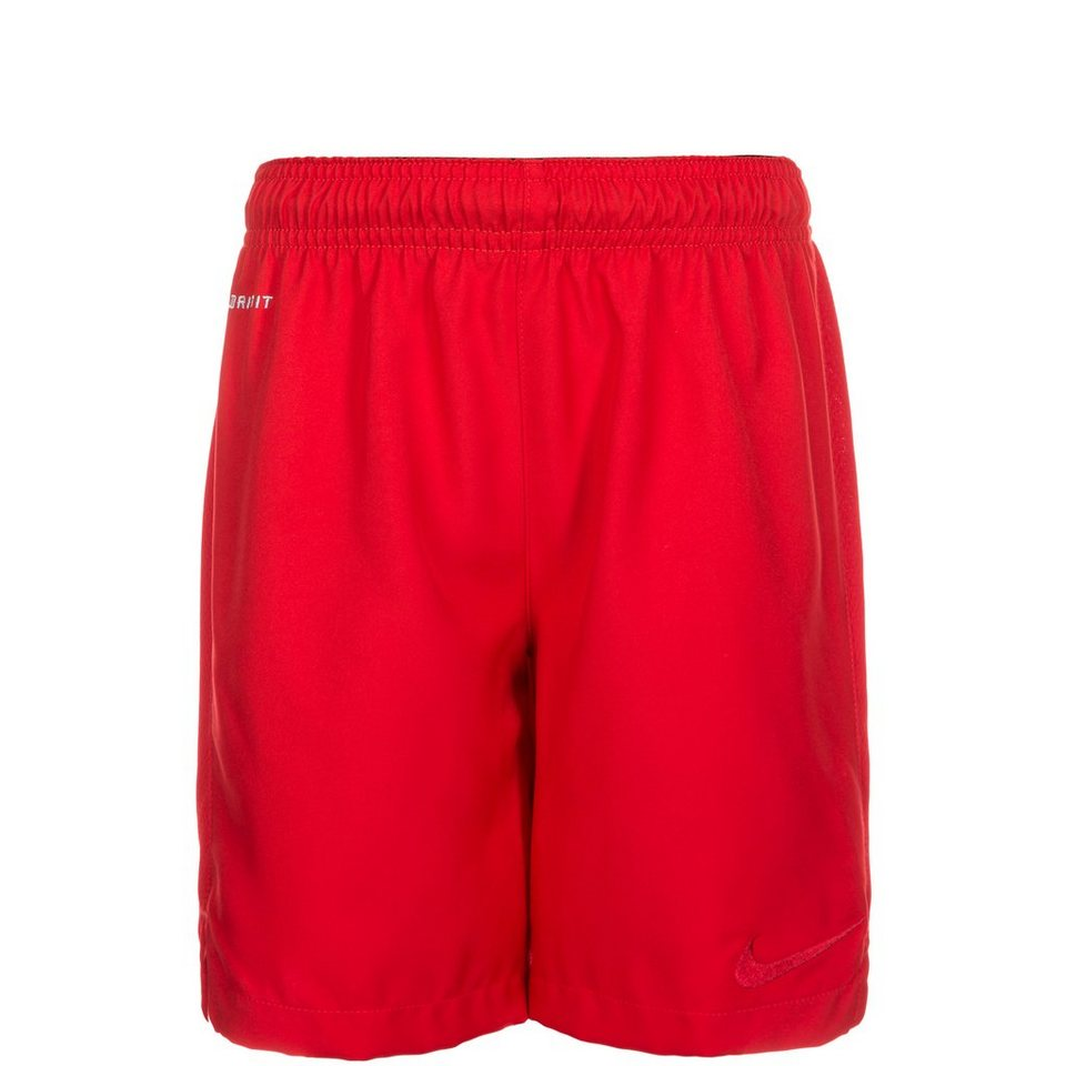 NIKE Strike Short Kinder in rot