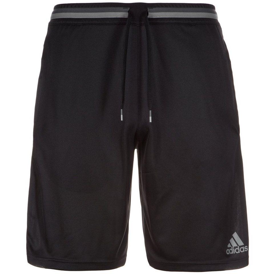 adidas Performance Condivo 16 Short Herren in schwarz / grau