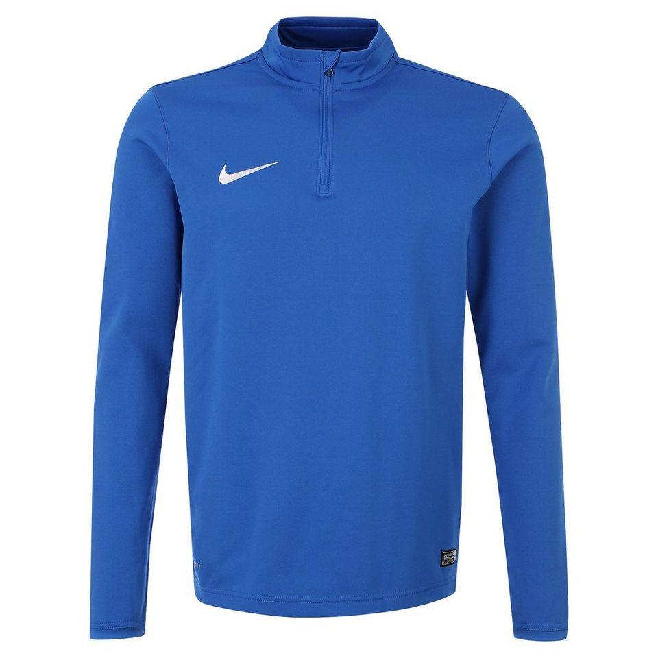 NIKE Academy 16 Midlayer Trainingsshirt Herren in blau / weiß