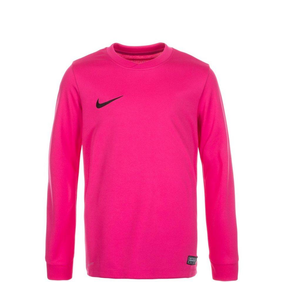 NIKE Park VI Fußballtrikot Kinder in pink / schwarz