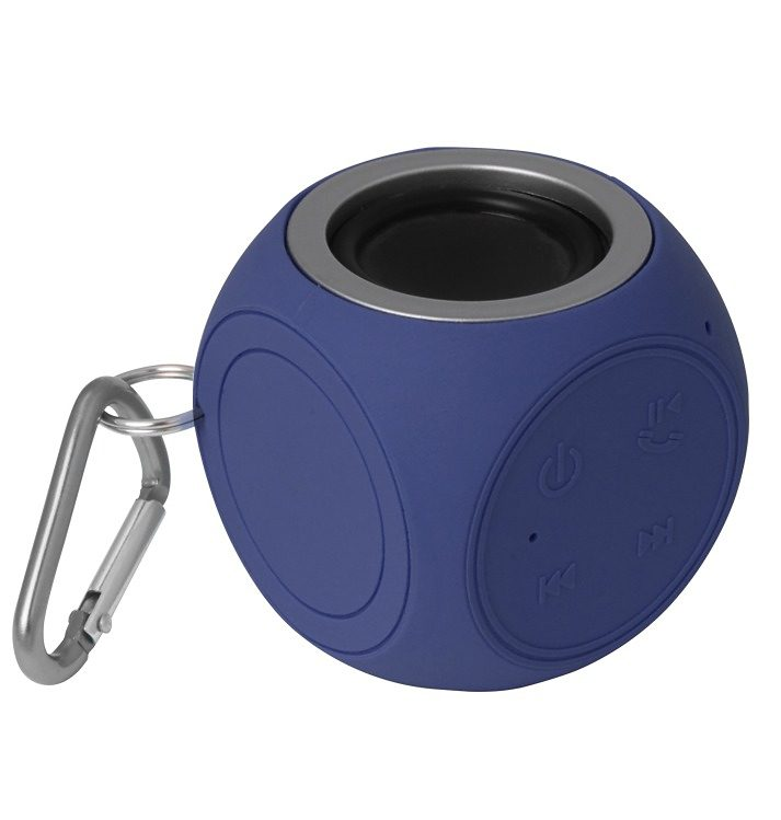 Sound2Go Watercube, robuster Bluetooth-Lautsprecher