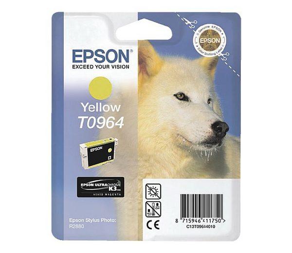 Epson Tintenpatrone »T0964«