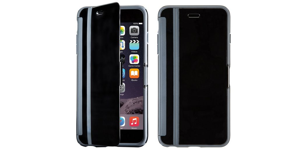 "Speck HardCase »CandyShell Wrap iPhone (6/6S) 4.7"" Black/Slate Gre«"