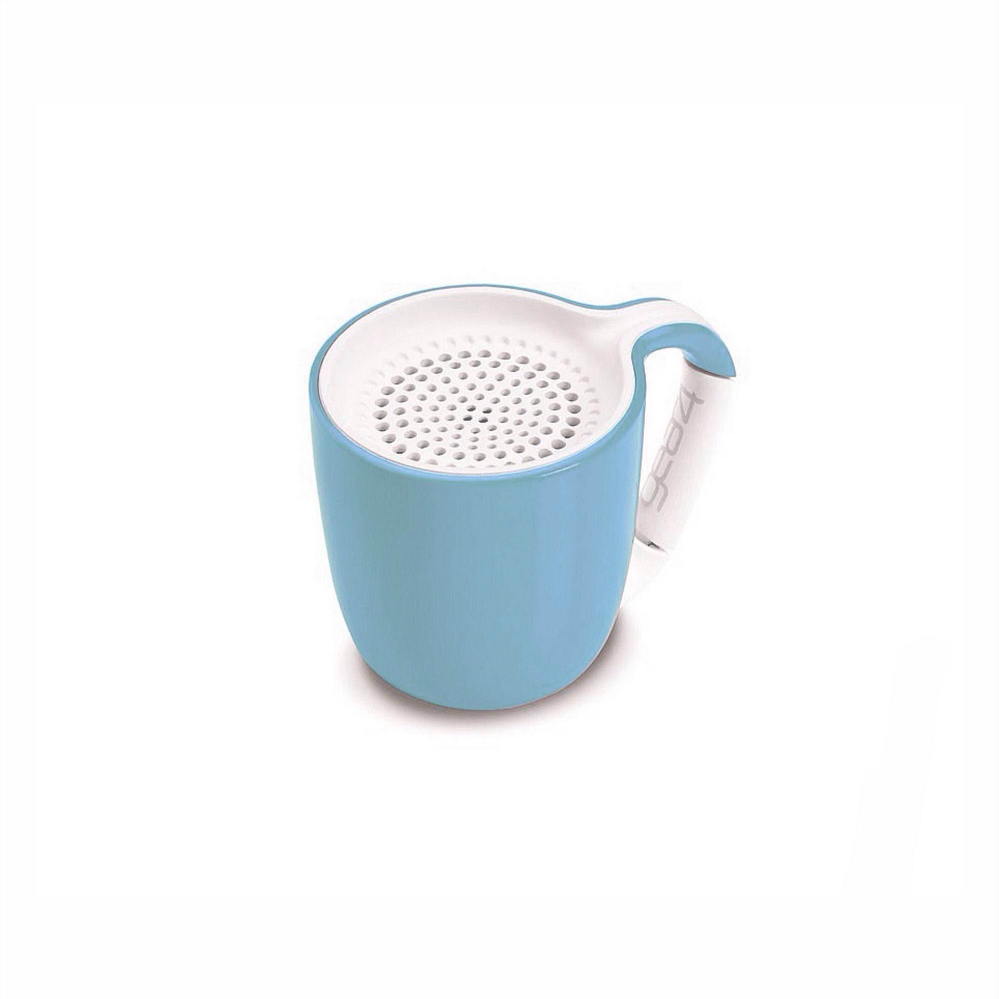 Gear4 Audiosystem »Espresso Bluetooth Pastell Blue«