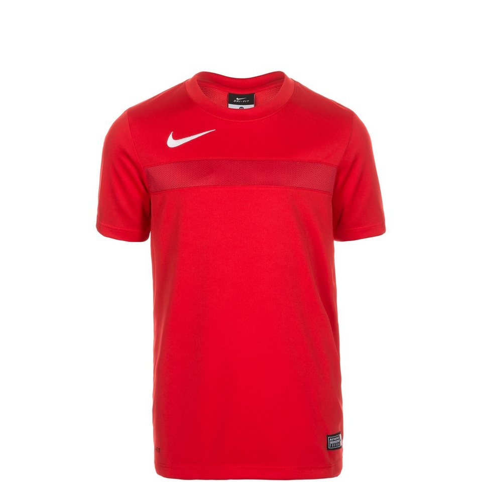 NIKE Academy 16 Trainingsshirt Kinder in rot / weiß