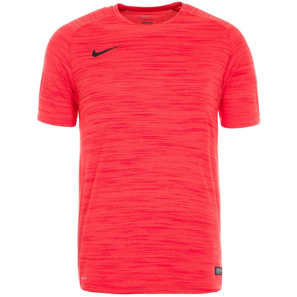NIKE Flash Cool Top Trainingsshirt Herren in rot