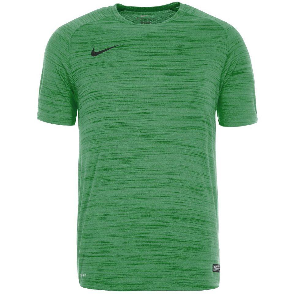 NIKE Flash Cool Top Trainingsshirt Herren in grün