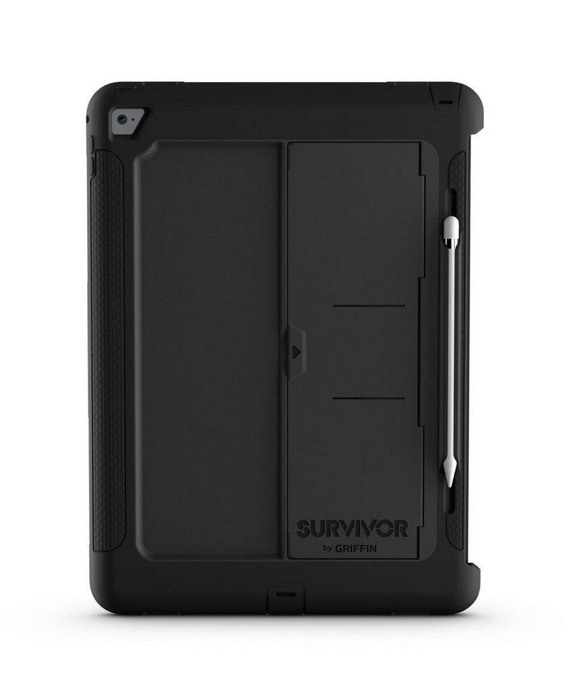 Griffin Tablettasche »Back Case Survivor Slim für Apple iPad Pro« in Schwarz