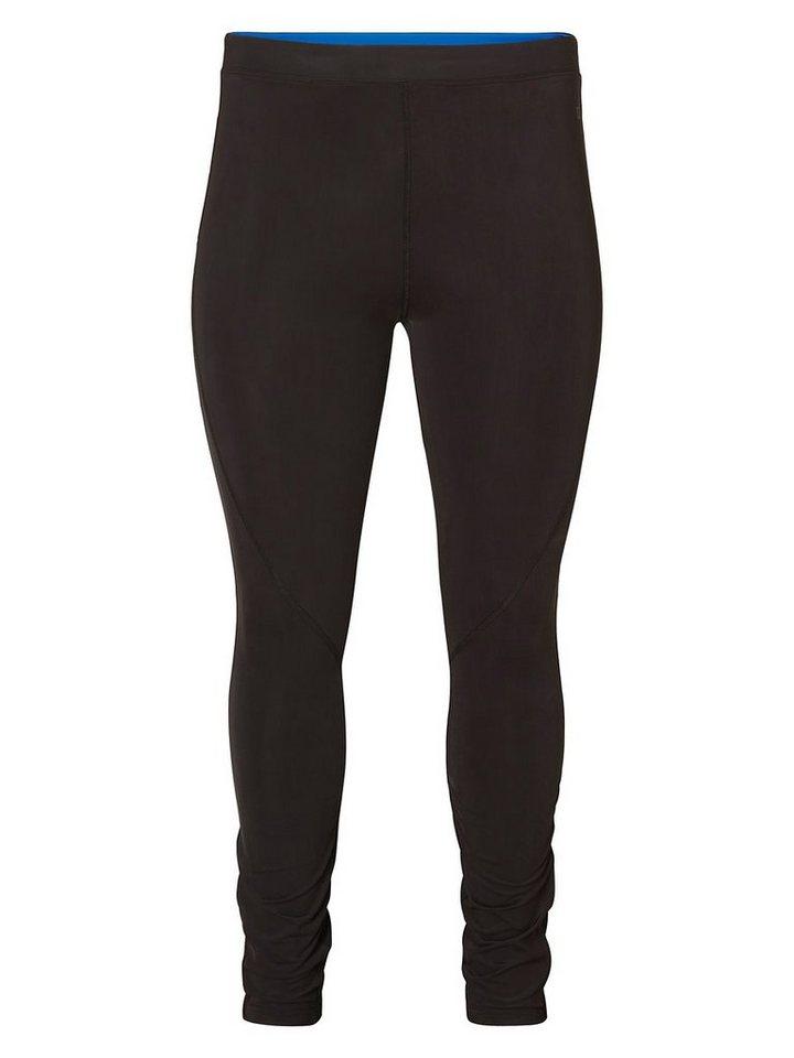 JUNAROSE Sportliche Leggings in Black