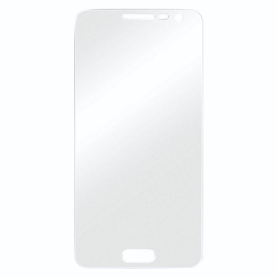 Hama Displayschutzfolie für Samsung Galaxy A3, 2er Set »Displayschutz Schutzfolie« in Transparent